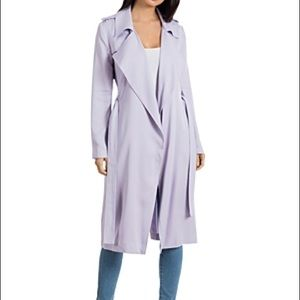 Angelina Belted Trench Coat